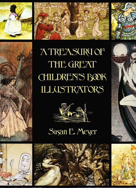 Image for Treasury of the Great Children's Book Illustrators (Revised)