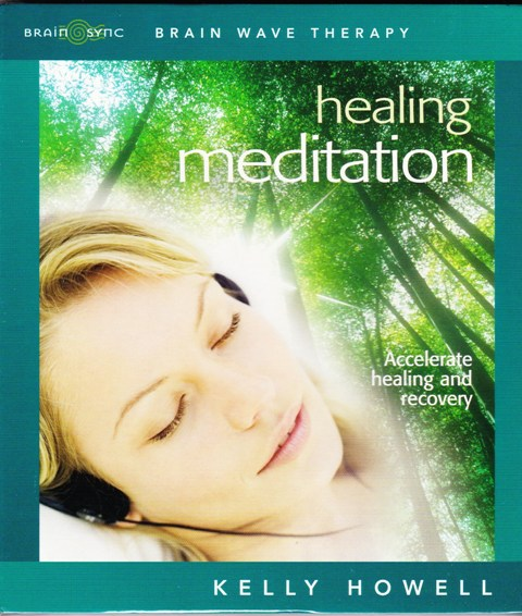 Image for Healing Meditation:  Brainwave Therapy