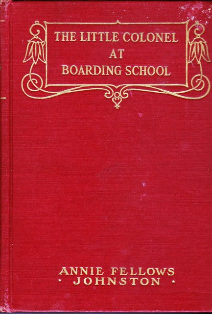 Image for Little Colonel at Boarding-School