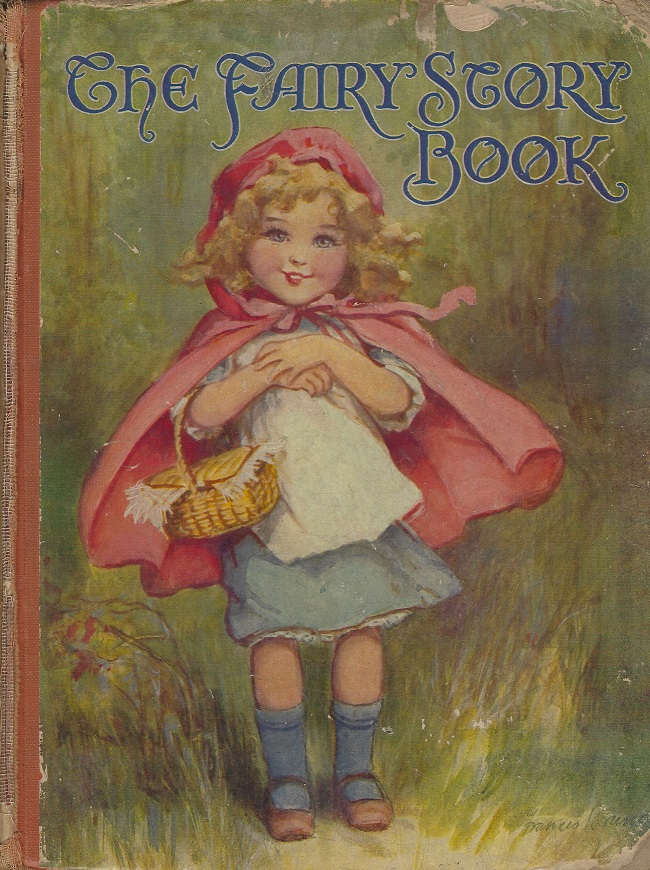 Image for The Fairy Story Book, A Collection of the Favorite Fairy Stories