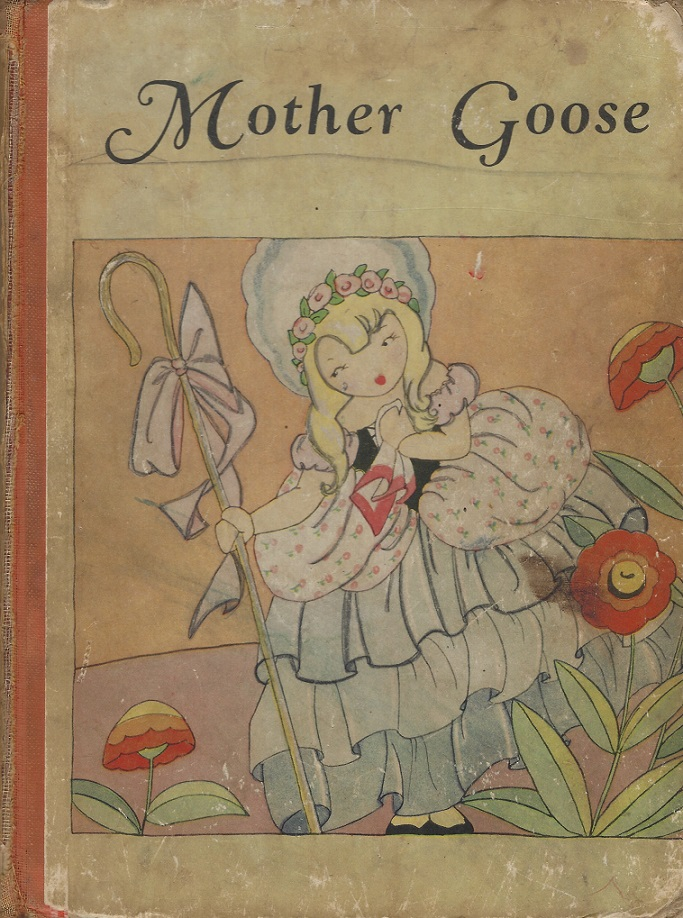 Image for Mother Goose Rhymes For the Little Child, with Profuse Illustrations