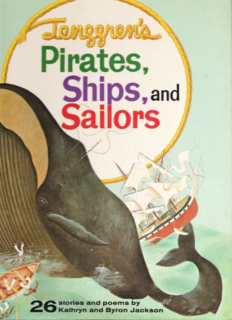 Image for Tenggren's Pirates, Ships, and Sailors:  26 Stories and Poems
