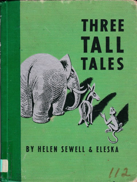 Image for Three Tall Tales