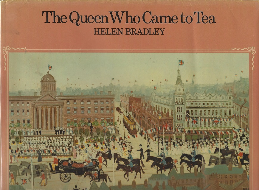 Image for The Queen Who Came to Tea