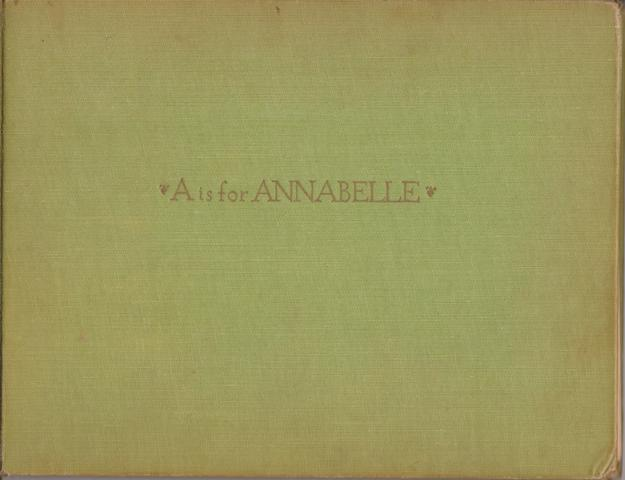 Image for A Is for Annabelle