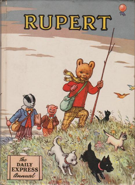 Image for Rupert, The Daily Express Annual 1955