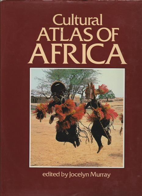 Image for Cultural Atlas of Africa