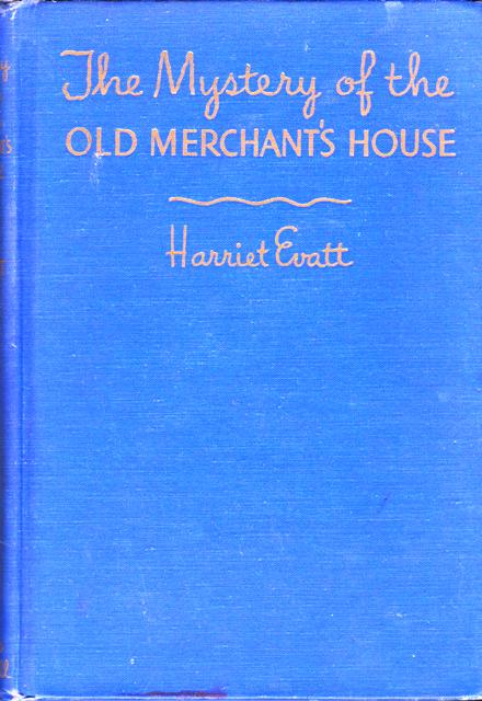 Image for The Mystery of the Old Merchant's House