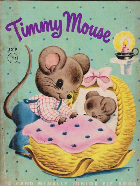 Image for Timmy Mouse