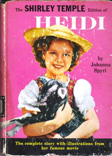 Image for Heidi, Shirley Temple Edition