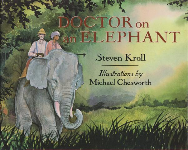 Image for Doctor on an Elephant