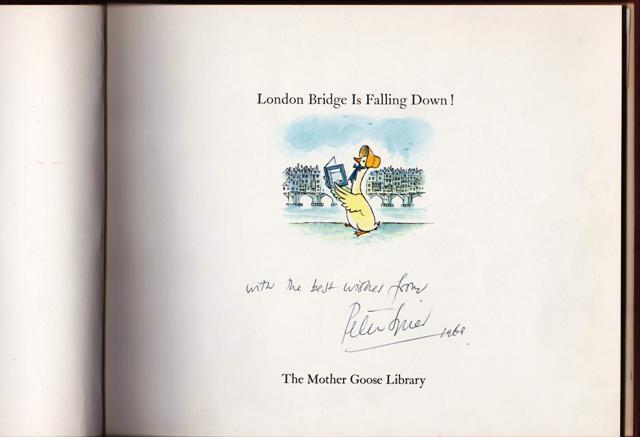 Image for London Bridge is Falling Down