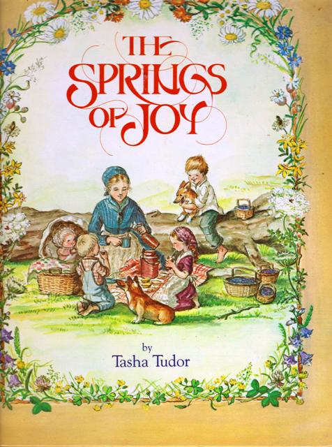 Image for Springs of Joy