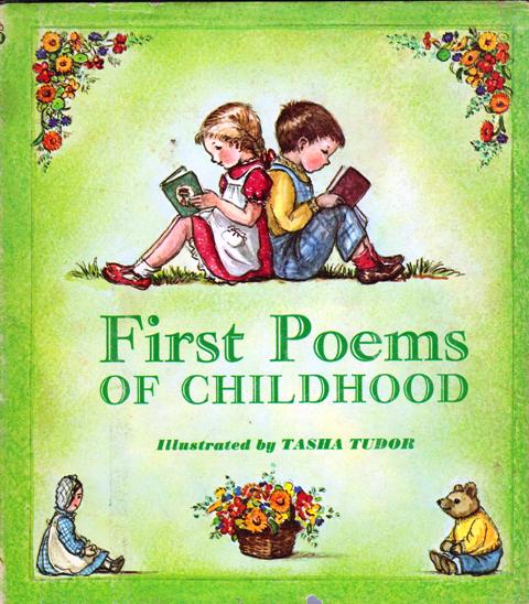 Image for First Poems of Childhood