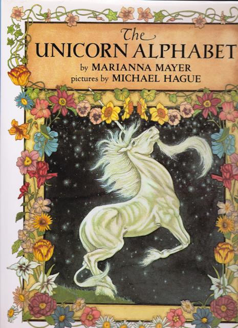Image for The Unicorn Alphabet