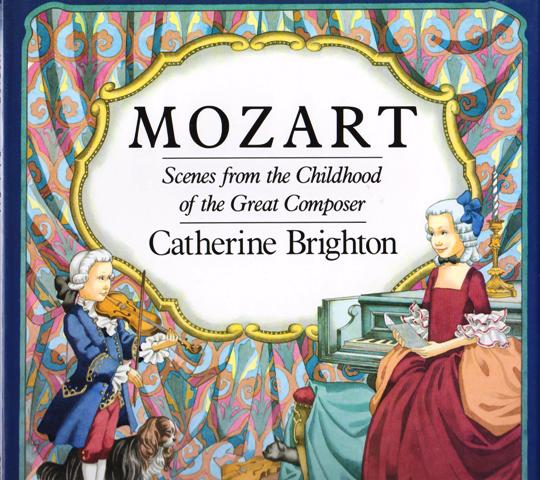 Image for Mozart:  Scenes from the Childhood of the Great Composer