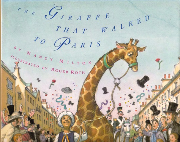 Image for The Giraffe That Walked to Paris