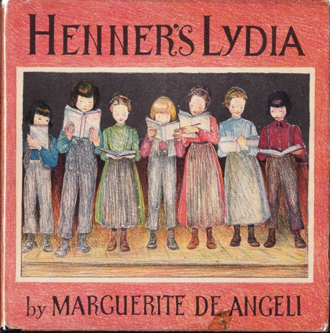 Image for Henner's Lydia