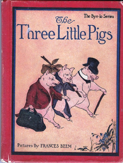 Image for Three Little Pigs and The Foolish Pig