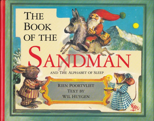 Image for Book of the Sandman and the Alphabet of Sleep