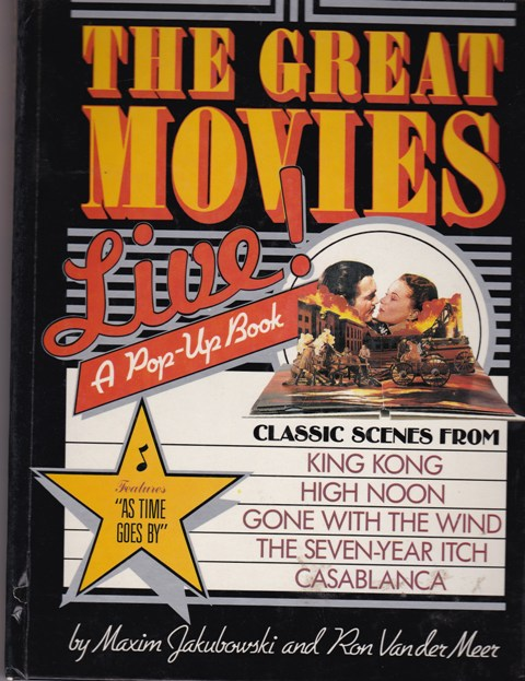 Image for The Great Movies: Live (Pop-Up Book)