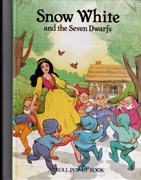Image for Snow White and the Seven Dwarfs:  A Troll Pop-Up Book