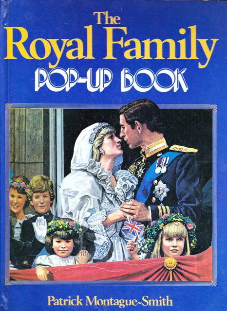 Image for The Royal Family Pop-up Book
