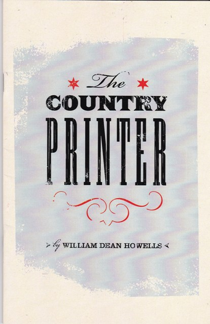 Image for The Country Printer