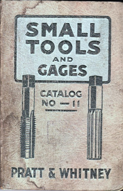 Image for Small Tools and Gages, Catalogue No. 11