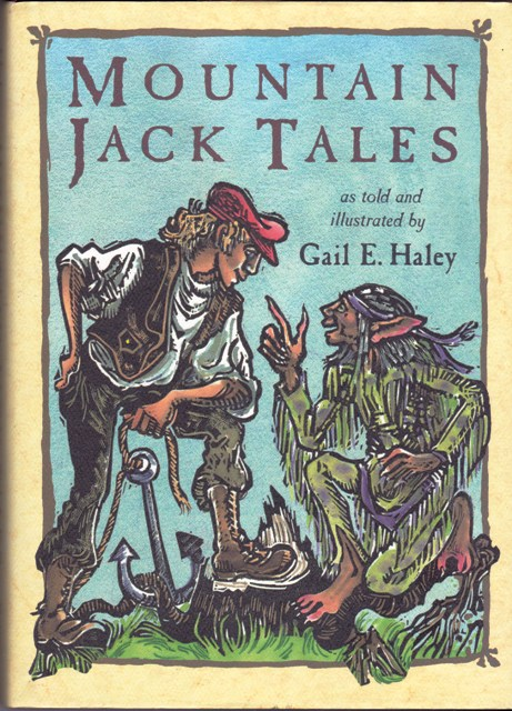 Image for Mountain Jack Tales, Retold and Illustrated