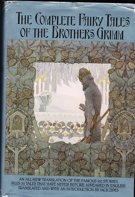 Image for The Complete Fairy Tales of the Brother Grimm