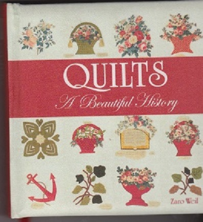 Image for Quilts A Beautiful History