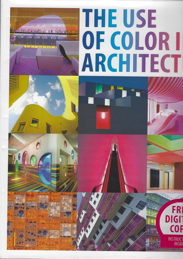 Image for Use of Color in Architecture