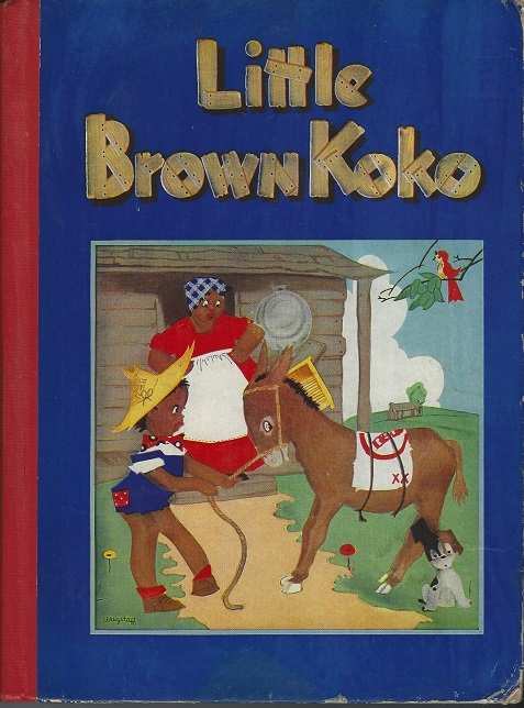 Image for Stories of Little Brown Koko; Little Brown Koko Coloring Book