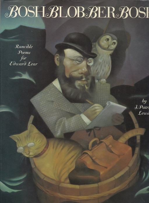 Image for Boshblobberbosh: Runcible Poems for Edward Lear