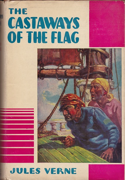 Image for The Castaways of the Flag