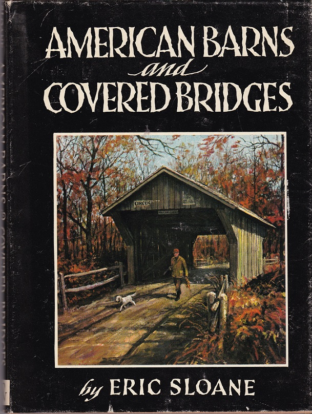 Image for American Barns and Covered Bridges