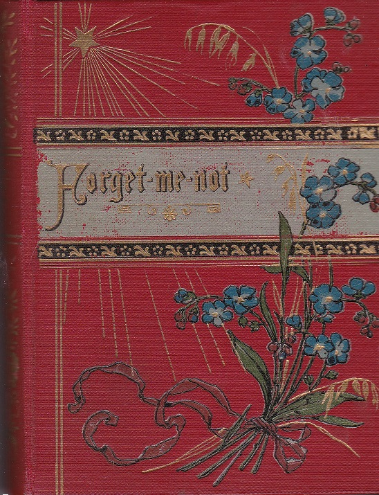 Image for Forget-Me-Not Scripture Texts for Every Day Throughout the Year