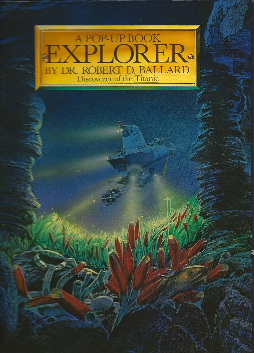 Image for Explorer: A Pop-Up Book