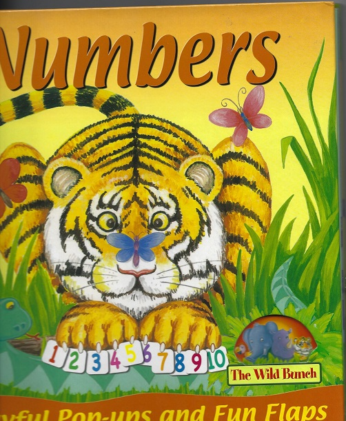 Image for Numbers:  Playful Pop-Ups and Fun flaps (The Wild Bunch)