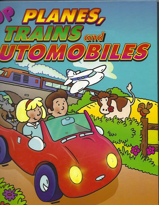 Image for Pop-Up Planes, Trains, and Automobiles