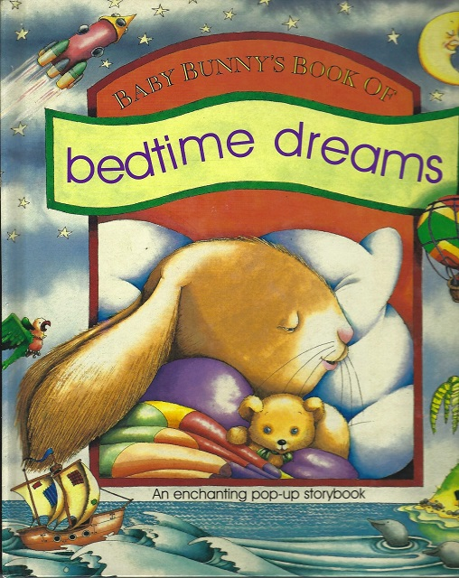 Image for Baby Bunny's Book of Bedtime Dreams