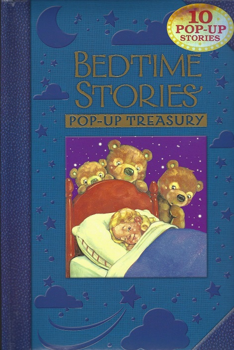 Image for Bedtime Stories Pop-Up Treasury