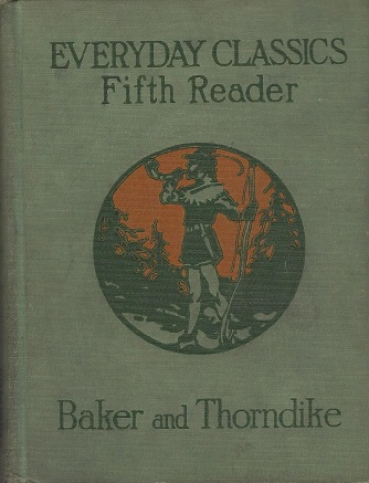 Image for Everyday Classics, Fifth Reader