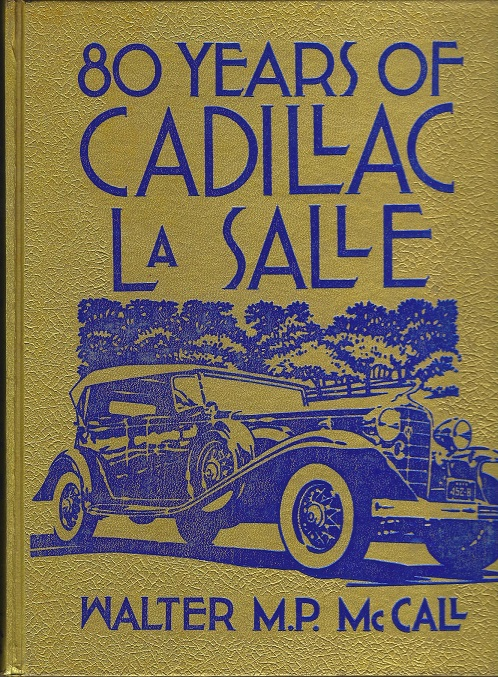 Image for 80 Years of Cadillac La Salle
