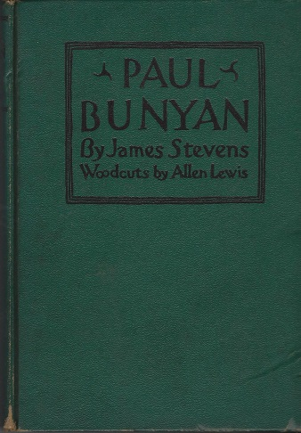 Image for Paul Bunyan