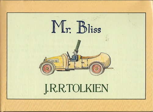 Image for Mr. Bliss