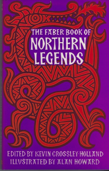 Image for The Faber Book of Northern Legends