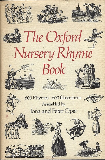 Image for The Oxford Nursery Rhyme Book