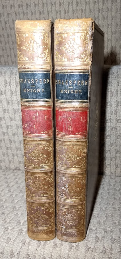 Image for The Works of William Shakespeare in two Volumes